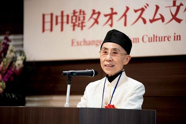日本タオイズム協会 早島妙聴会長