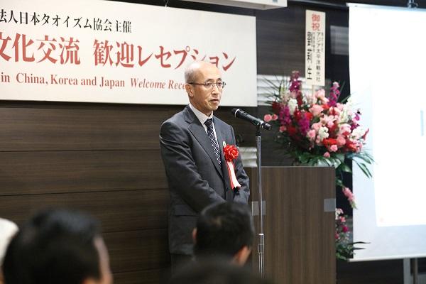 株式会社内山書店取締役会長内山籬様